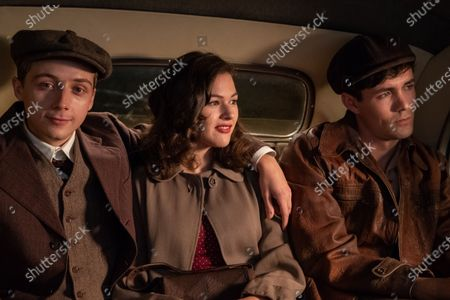 Gerran Howell as Martin 17-21, Marina Hambro as Young Helen and Jonah Hauer-King as Dovidl 17-23