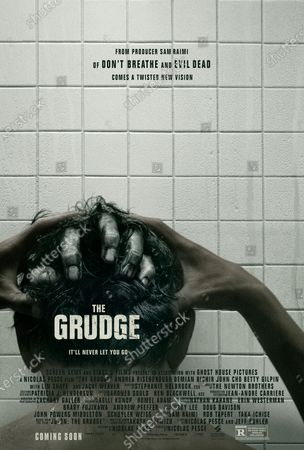 The Grudge (2019) Poster Art
