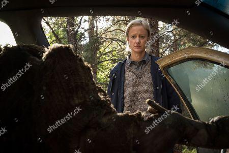 Andrea Riseborough as Detective Muldoon