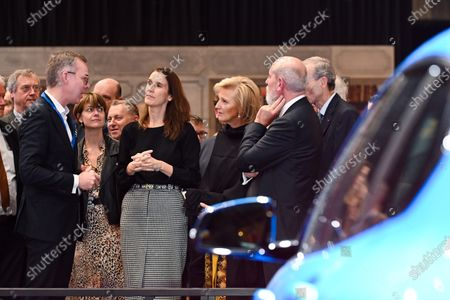Editorial picture of 98th Brussels Motor Show, Belgium - 09 Jan 2020