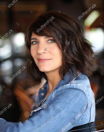 Editorial photo of Estelle Denis, Paris, France - 06 Jun 2019