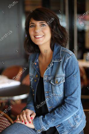 Editorial picture of Estelle Denis, Paris, France - 06 Jun 2019