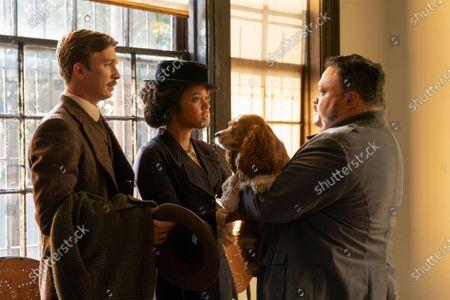 Thomas Mann as Jim Dear, Kiersey Clemons as Darling, Rose as Lady (Voiced by Tessa Thompson) and Adrian Martinez as Elliott