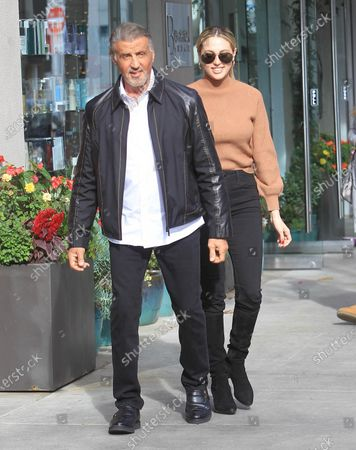 Editorial picture of Sylvester Stallone out and about, Los Angeles, USA - 09 Jan 2020