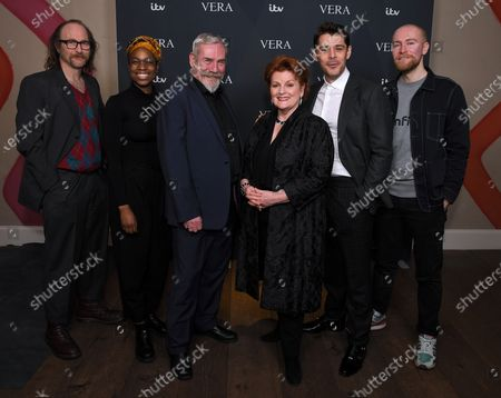 Paul Kaye, Ibinabo Jack, Jon Morrison, Brenda Blethyn, Kenny Doughty and Riley Jones