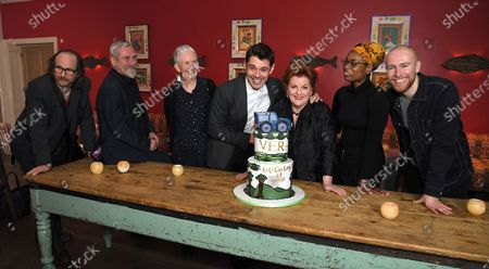 Paul Kaye, Ibinabo Jack, Jon Morrison, Brenda Blethyn, Ann Cleeves, Kenny Doughty and Riley Jones