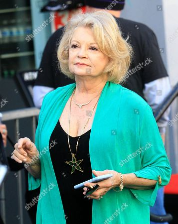Editorial photo of Kathy Garver out and about, Los Angeles, USA - 10 Jan 2020