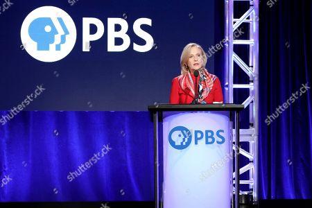 Editorial image of 2020 Winter TCA - PBS, Pasadena, USA - 10 Jan 2020
