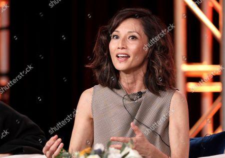 Editorial photo of 2020 Winter TCA - PBS, Pasadena, USA - 10 Jan 2020