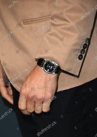 Milo Ventimiglia, watch detail