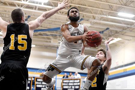 Editorial photo of Calhoun 900 Basketball, West Hartford, USA - 10 Jan 2020