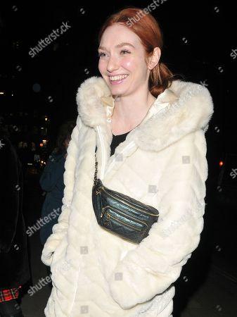 Editorial image of 'La Boheme' VIP performance, Royal Opera House, London, UK - 10 Jan 2020