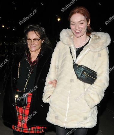 Judith Hibbert and Eleanor Tomlinson