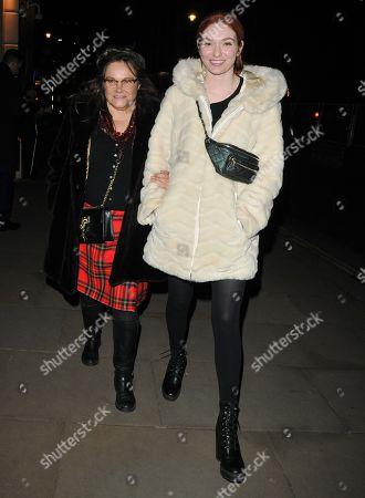 Editorial photo of 'La Boheme' VIP performance, Royal Opera House, London, UK - 10 Jan 2020