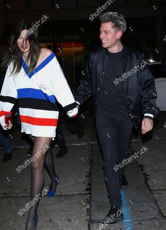 Bella Thorne and Benjamin Mascolo