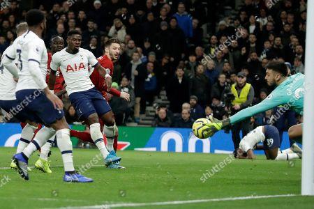 Editorial image of Soccer Premier League, London, United Kingdom - 11 Jan 2020