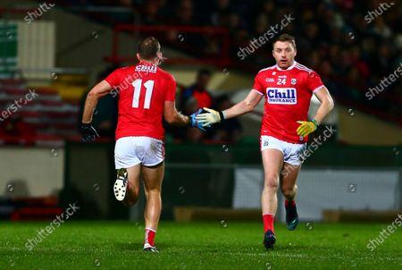 Cork vs Limerick. Cork's Brian Hurley replaces Ciaran Sheehan