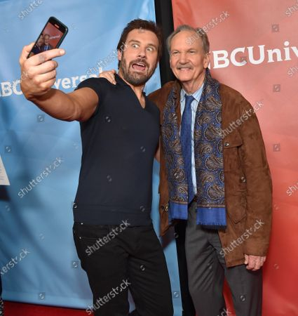 Clive Standen and Michael O'Neill