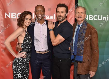 Sarah Wayne Callies, J. August Richards, Clive Standen and Michael O'Neill