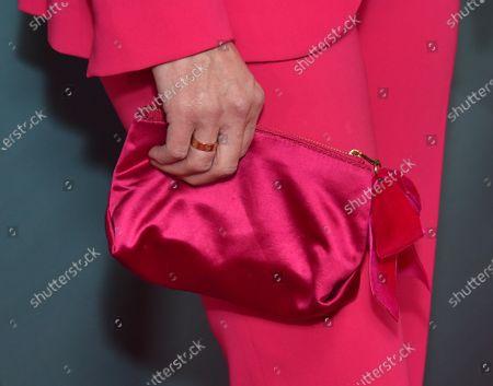 Stock Picture of Lauren Graham, bag detail