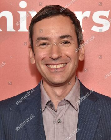Stock Photo of Andy Greenwald