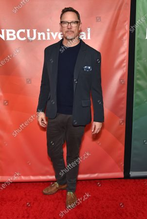 Editorial picture of NBC Universal TCA Winter Press Tour, Arrivals, Los Angeles, USA - 11 Jan 2020