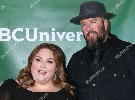 Chrissy Metz and Chris Sullivan