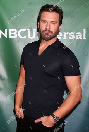 Stock Picture of Clive Standen