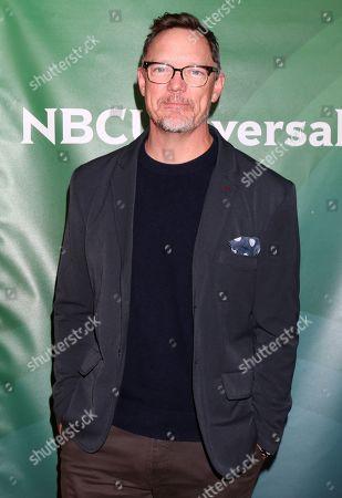 Editorial photo of NBC Universal TCA Winter Press Tour, Arrivals, Los Angeles, USA - 11 Jan 2020