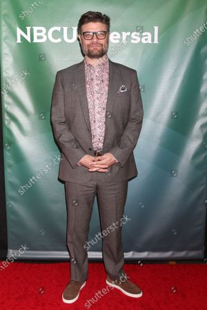 Editorial picture of NBC Universal TCA Winter Press Tour, Arrivals, Los Angeles, USA - 11 Jan 2020