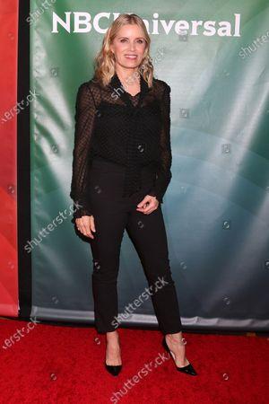 Editorial image of NBC Universal TCA Winter Press Tour, Arrivals, Los Angeles, USA - 11 Jan 2020