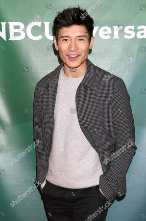 Stock Picture of Manny Jacinto