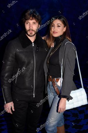 Belen Rodriguez and Stefano De Martino
