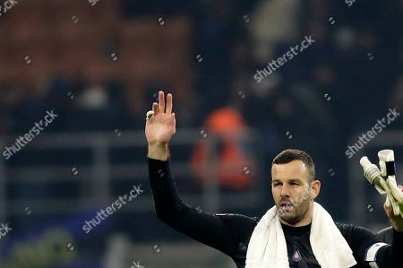 Editorial picture of Soccer Serie A, Milan, Italy - 11 Jan 2020