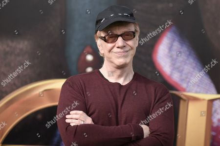 "Danny Elfman attends the LA premiere of ""Dolittle"" at the Regency Village Theatre, in Los Angeles"