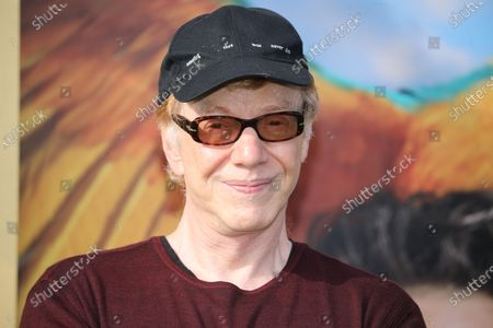 Stock Image of Danny Elfman poses on the red carpet prior to the premiere of 'Dolittle' at the Regency Village Theater in Los Angeles, California, USA, 11 January 2020.