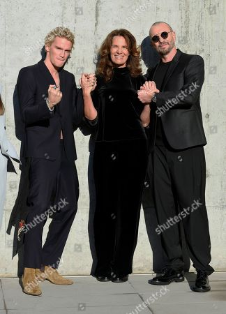 Cody Simpson Roberta Armani and Biagio Antonacci