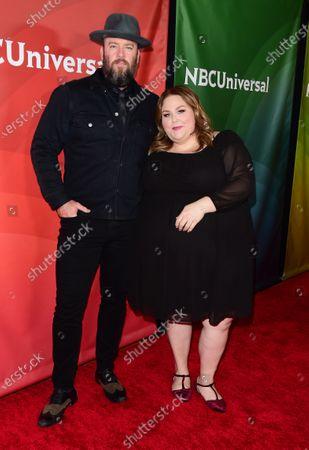 Chris Sullivan and Chrissy Metz