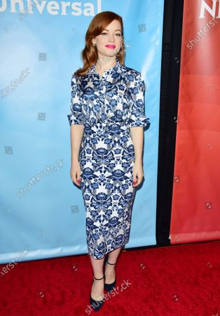 Stock Image of Jane Levy