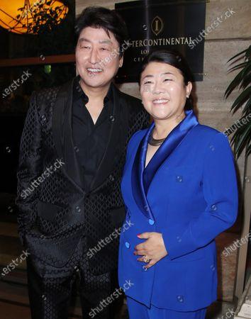 Kang-Ho Song, Lee Jung-eun