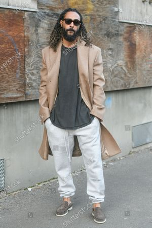 Stock Picture of Jerry Lorenzo