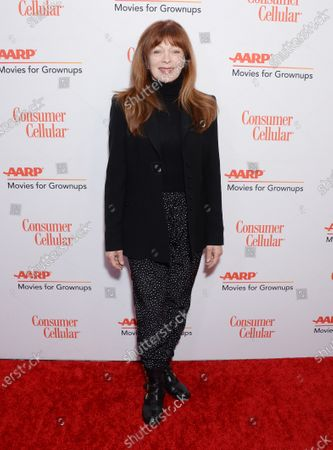 Editorial photo of AARP The Magazine's 19th Annual Movies For Grownups Awards, Arrivals, Los Angeles, USA - 11 Jan 2020