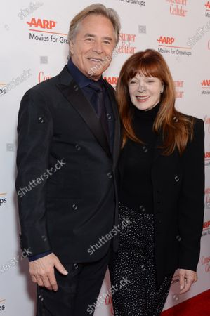 Editorial picture of AARP The Magazine's 19th Annual Movies For Grownups Awards, Arrivals, Los Angeles, USA - 11 Jan 2020