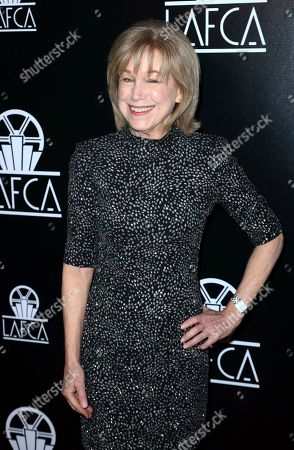 Mary Kay Place arrives at the 45th Annual Los Angeles Film Critics Association Awards, in Los Angeles