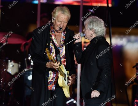 Air Supply - Graham Russell, left and Russell Hitchcock