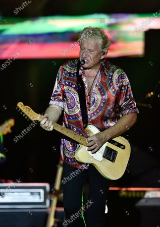 Editorial picture of Air Supply in concert at Magic City Casino, Miami, USA - 11 Jan 2020