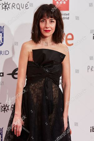 Editorial picture of 25th Forque Awards, Madrid, Spain - 11 Jan 2020