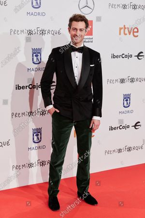 Editorial image of 25th Forque Awards, Madrid, Spain - 11 Jan 2020