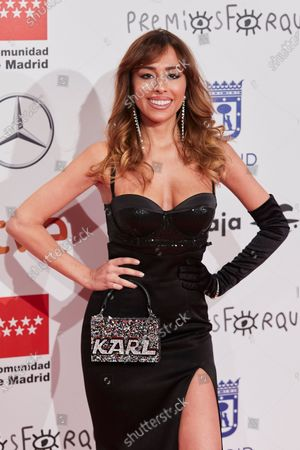 Stock Picture of Grecia Castta