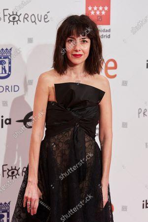Stock Picture of Cecilia Suarez